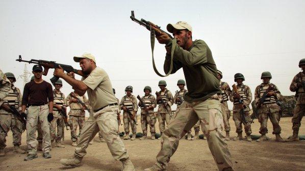 Британски специални части влязоха в Сирия