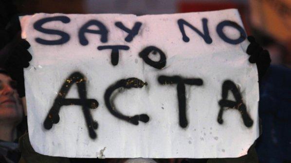 """Европа казва """"Не"""" на ACTA"""