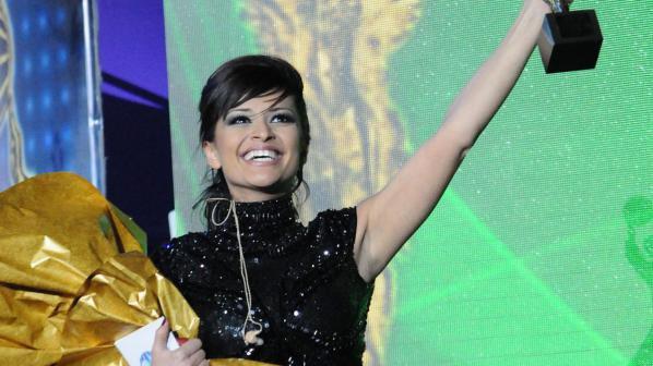 Преслава е певица на годината (снимки)