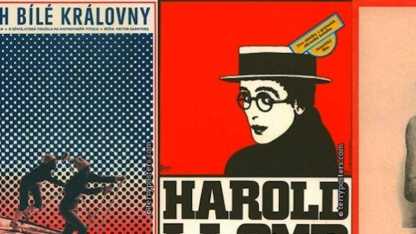 Изложба на Чешко-словашки филмови плакати