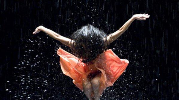Танцьорката Пина на 3D