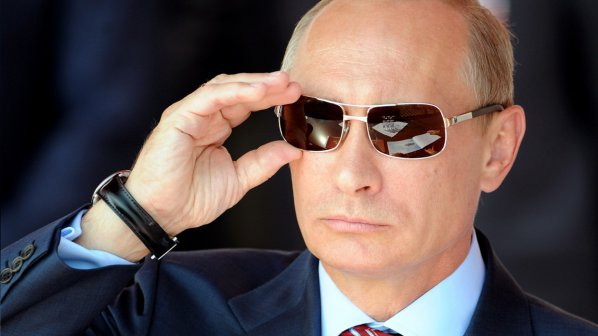 Не пускат Владимир Путин на Атон
