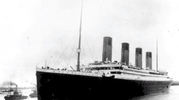 "Пощенска марка се посвещава на кораба ""Титаник"""