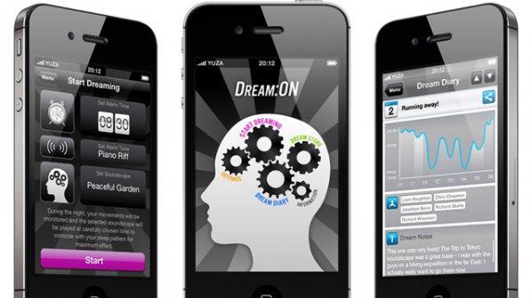 Приложение за iPhone контролира сънищата ни