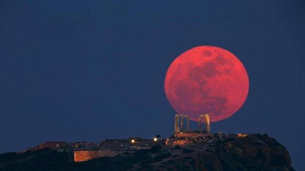 Огромна луна и метеоритен дъжд ни очакват на 5-6 май