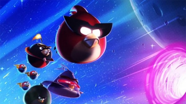 Angry Birds Space и за Windows Phone