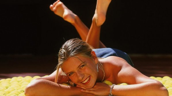 Мария Шарапова е сред най-богатите спортисти