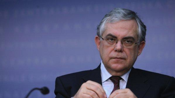 Лукас Пападимос: Гърция може да излезе от еврозоната