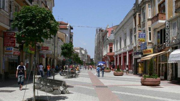 Откриха средновековно огнище в центъра на Пловдив