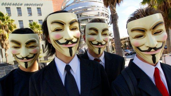 Anonymоus заплашиха Дянков (видео)