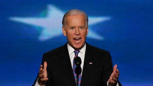 Официално: Джо Байдън е кандидатът за вицепрезидент на Обама