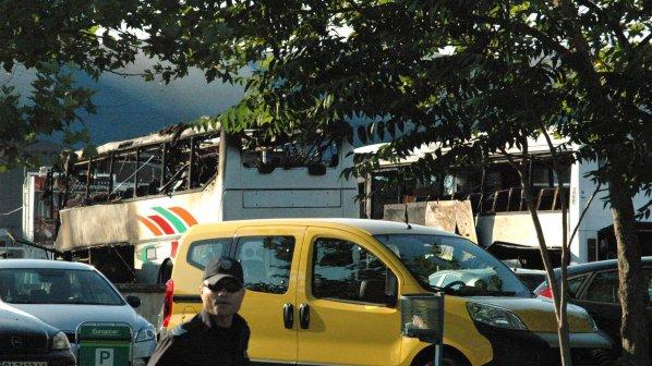Плъзна слух за задържан за кървавия атентат в Бургас
