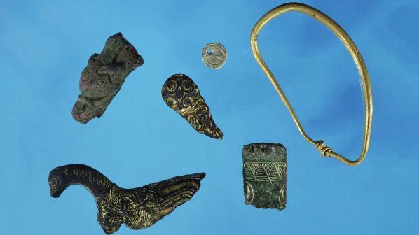 Откриха съкровище на викингите в Дания