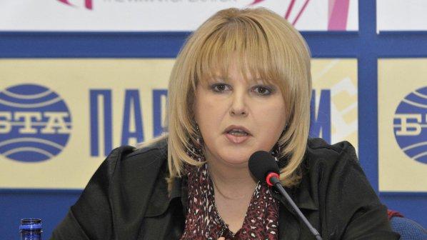 """Мария Капон: Фирми свързани с Първанов и ДПС почистват АЕЦ """"Белене"""""""