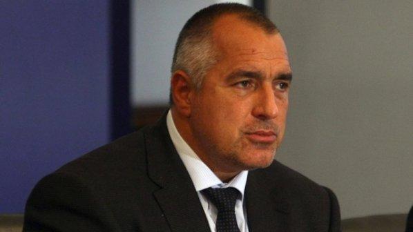"""Борисов не казва ще ходи ли на първата копка на """"Южен поток"""""""