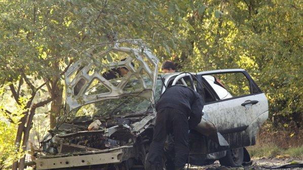 ГДБОП подозира Сашо Диков, че е замесен във взрива на автомобила му