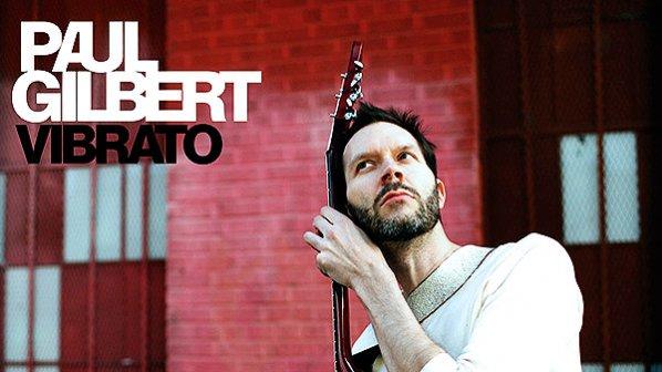 Китаристът Пол Гилбърт пристига отново в България