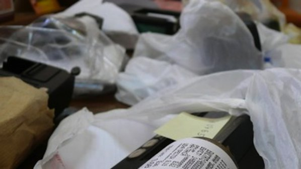 Антимафиоти иззеха фалшиви фактури за близо 300 000 лв.