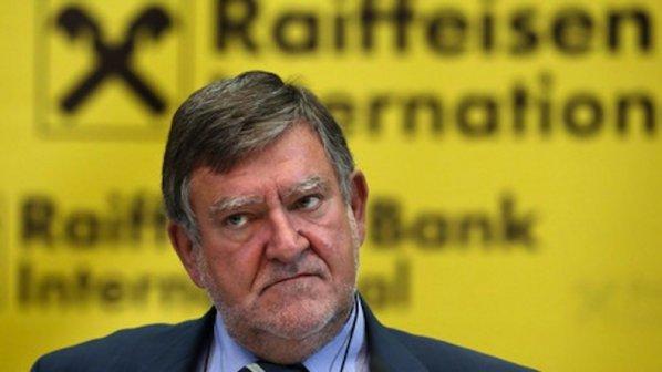 """Лоши кредити намаляват печалбата на """"Райфайзен"""" за 2012 г. със 100 млн. евро"""