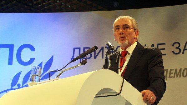 Местан: Главният прокурор да се самосезира относно твърденията на Борисов
