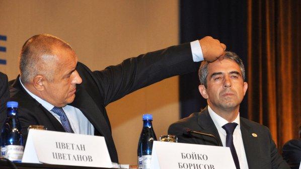 Борисов върна мандата на ГЕРБ за съставяне на правителство (видео)