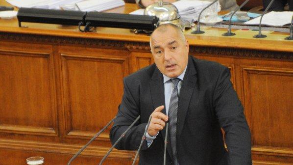 Бойко Борисов прави ляв завой за втори мандат