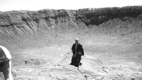 Откриха 5-километров метеоритен кратер в САЩ