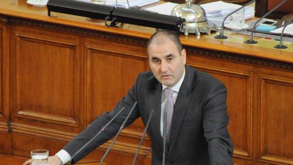 Цветанов: ДПС пак се държат като жертви