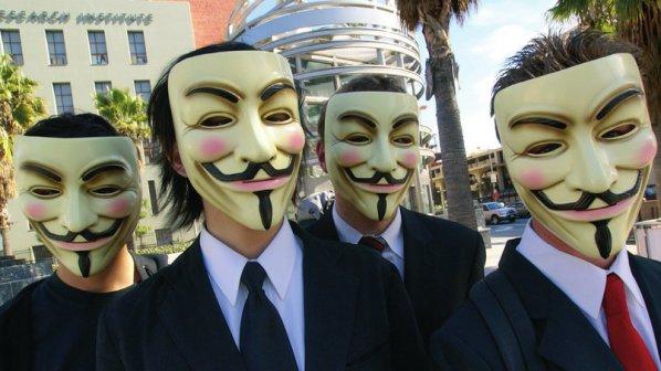 Анонимните атакуваха ДКЕВР заради високите цени на тока