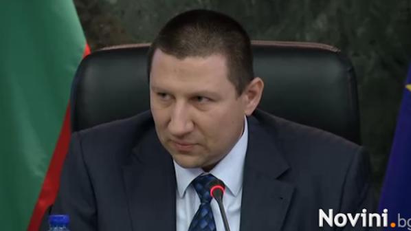 Борислав Сарафов: За прокуратурата няма свещени крави (видео)