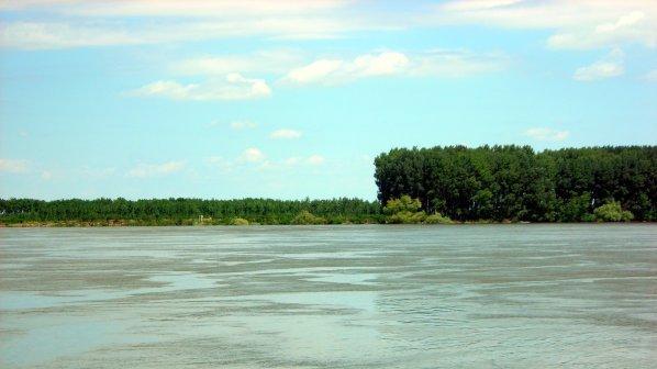 Нивото на Дунав край Силистра спада