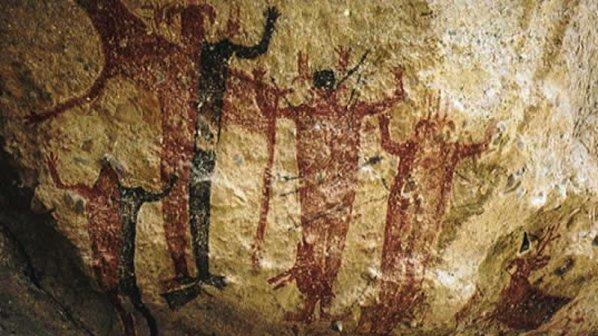 Откриха скални рисунки на 5000 години