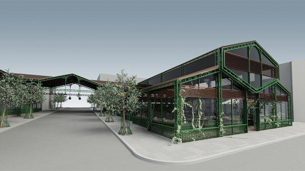 Пазарът в Стара Загора с нов лик