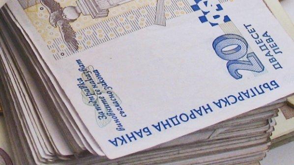 Задържаха контрабандна валута за над половин милион лева