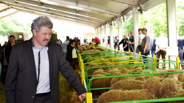 Земеделският министър: Трябва да съживим животновъдството (галерия)