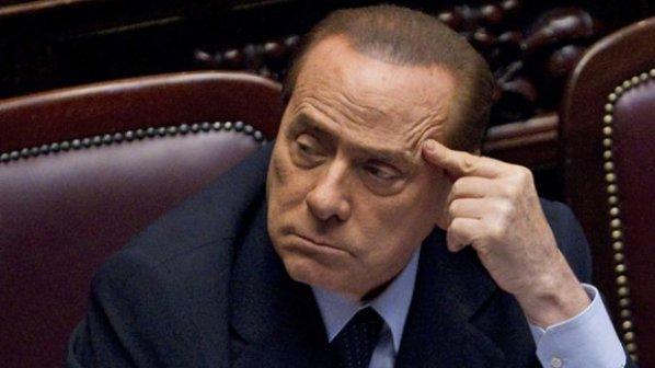 Седем години затвор за Берлускони