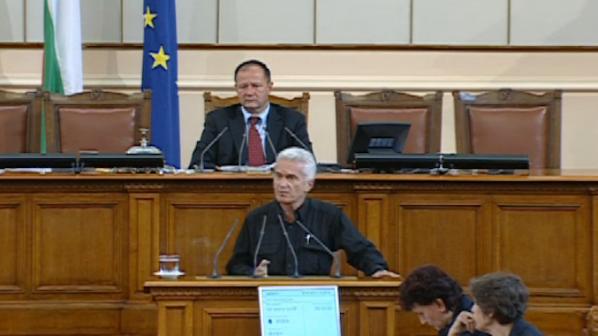 Сидеров към Йовчев: Защо не вземате мерки, страната ще потъне в хаос
