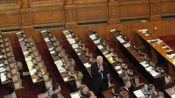 Комисията по правни въпроси в НС не прие промяна в закона за СРС
