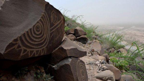 В Мексико откриха скални рисунки от 6 хил. години (снимки)