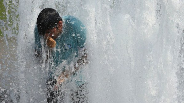 40-градусови жеги морят Ню Йорк
