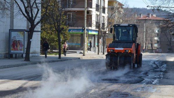Рехабилитират улиците в София за 50 млн. евро
