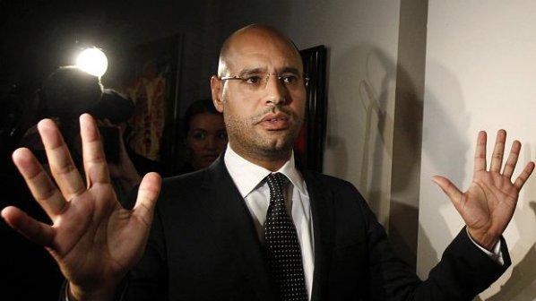 Септември стартира делото срещу Сейф ал Ислам Кадафи