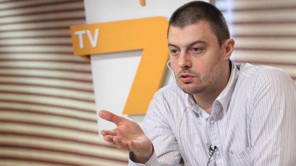 Николай Бареков напусна ТВ 7