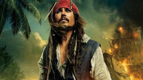 """Отлагат """"Карибски пирати 5"""""""
