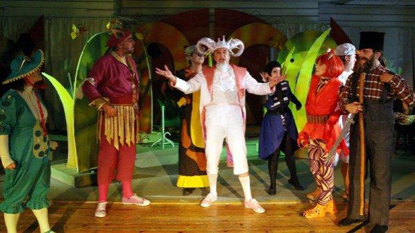 Опера за деца: Козелът Сърдитко