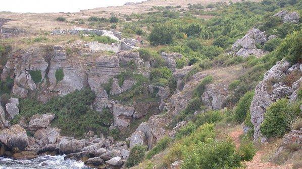 Стартира реставрацията на скалната църква в резерват Яйлата