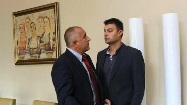 Бареков даде Бойко Борисов на прокурор