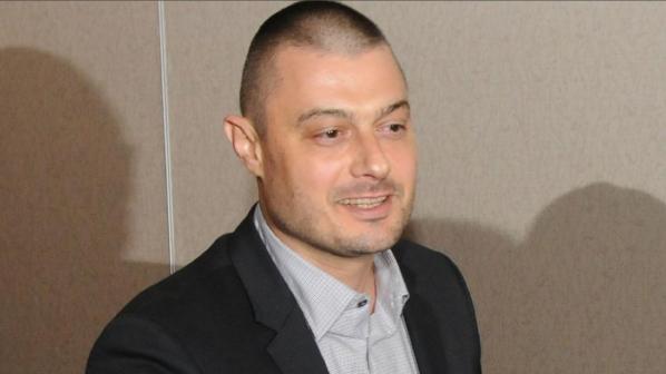 Бареков: Борисов излива мъката си срещу мен