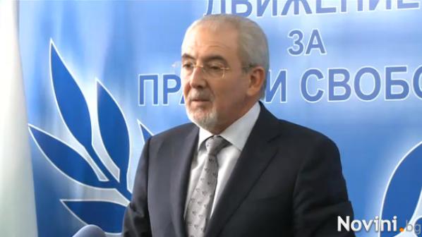 Местан: Случаят с Бисеров няма да доведе до катаклизми в ДПС