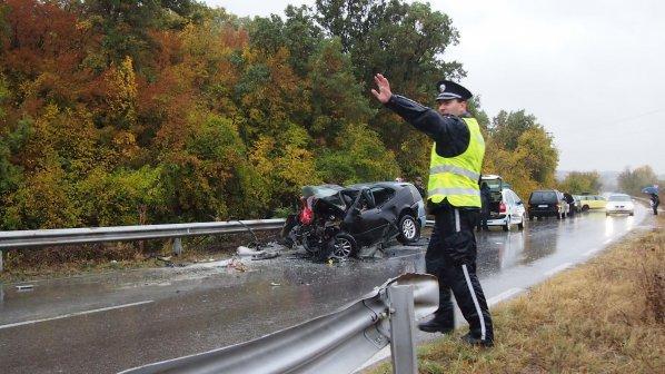 Всяка трета катастрофа причинена от млад шофьор